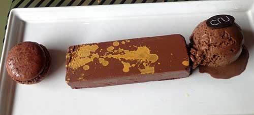 Lingot de chocolat