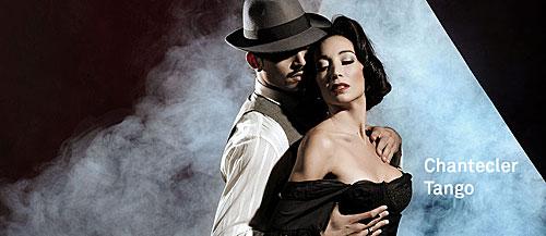 Espetáculo Chantecler Tango