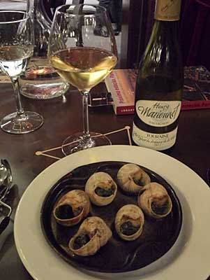 Escargots do
