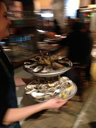 Bar à ostras