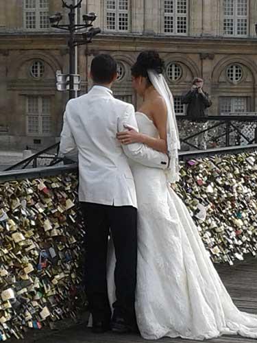 Amor e cadeado?