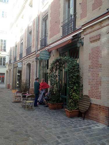 Charme parisiense