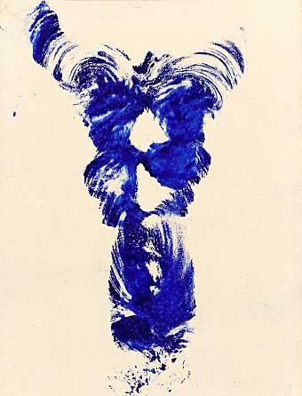 Azul Yves Klein