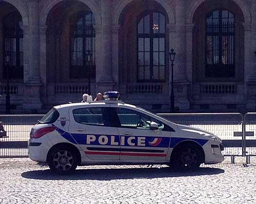 Polícia francesa