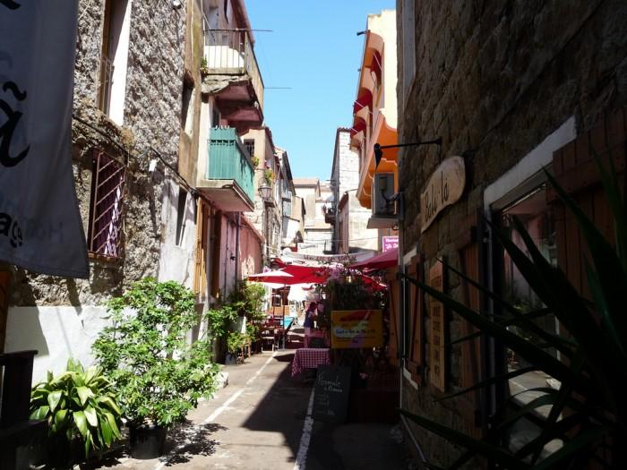 Ruelas de Porto-Vecchio. Foto de Patrick Nouhailler no Flickr