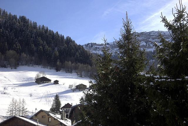 Região da Savoie, nos Alpes franceses