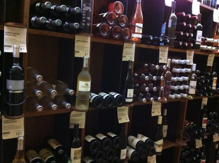 Vinhos da Provence