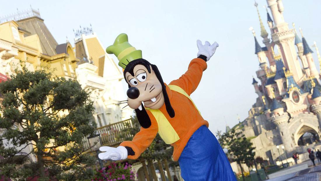 Disneyland Paris e seus Personagens