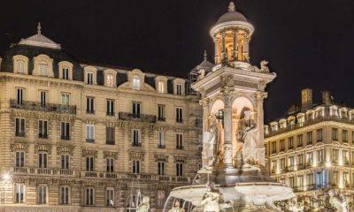 Presqu'Île, o melhor bairro de Lyon na França