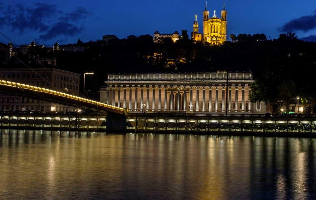Basílica de Lyon frança