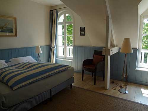 Um quarto do les Rimains