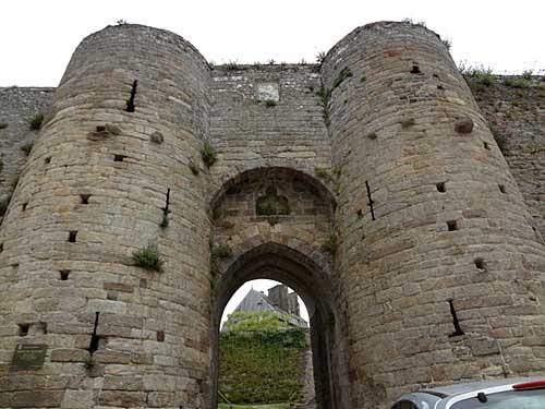 Dinan, cidade medieval