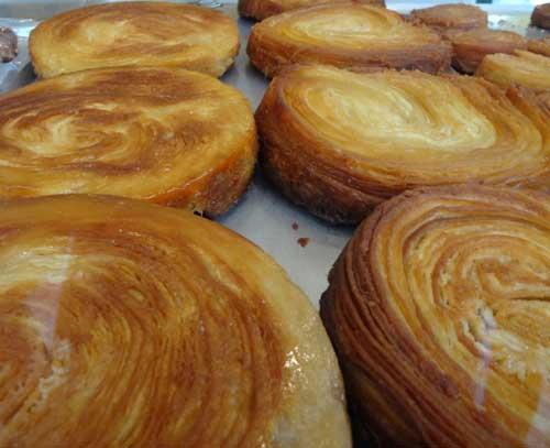 Pâtisserie K tradicional da Bretanha