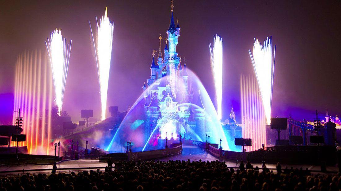Atrações da Disney Paris
