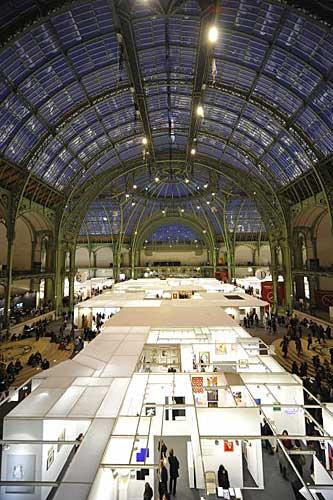 FIAC no Grand Palais