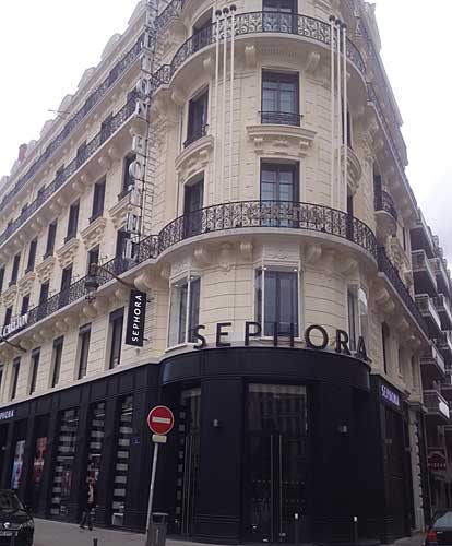 Hotel Carlton de Lyon
