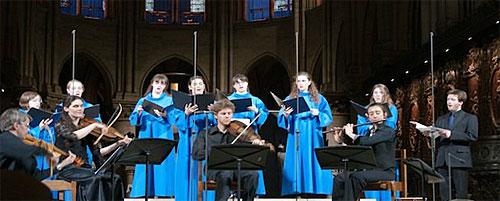 Coro da Notre Dame