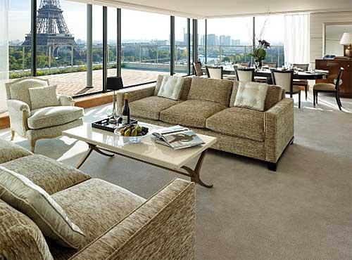 Hotel Shangri-la em Paris