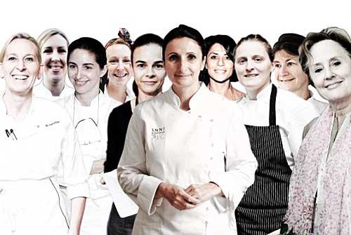As deusas da culinária