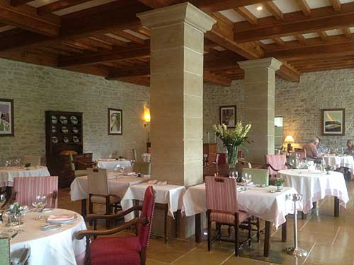 Restaurante Le Montrachet