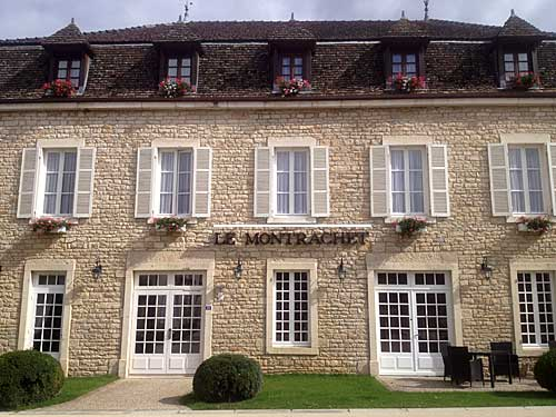 Hotel/bar/restaurante Le Montrachet
