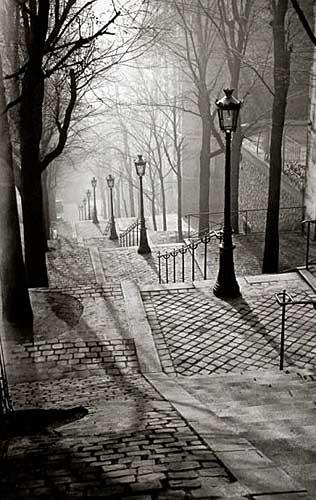 Brassai, Montmartre