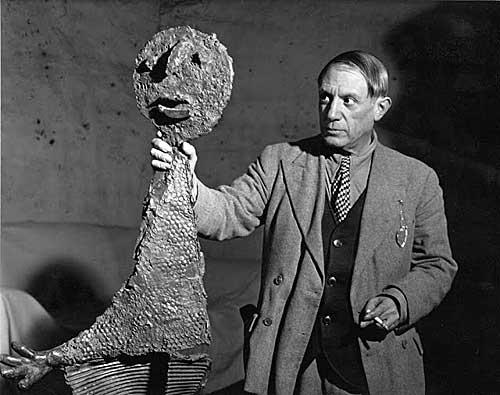 Brassai, Picasso