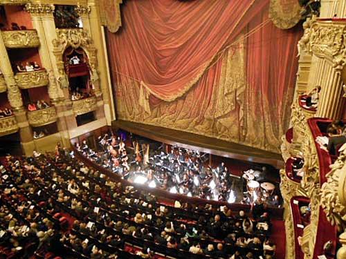 Opera Garnier. Foto: Sérgio T. Gonçalves
