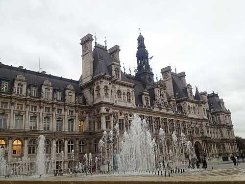 Place de l'Hotel de Ville 2012