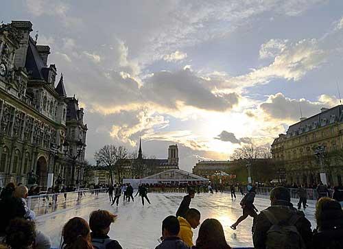 Paris hoje