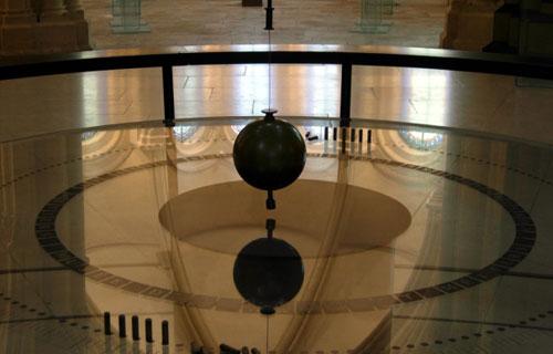 Pendule de Foucault Museu Arts et Metiers