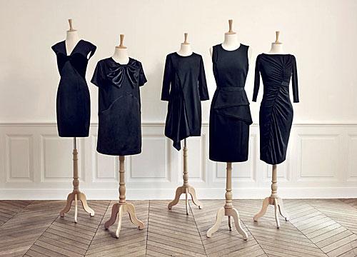 Vestidos pretos básicos