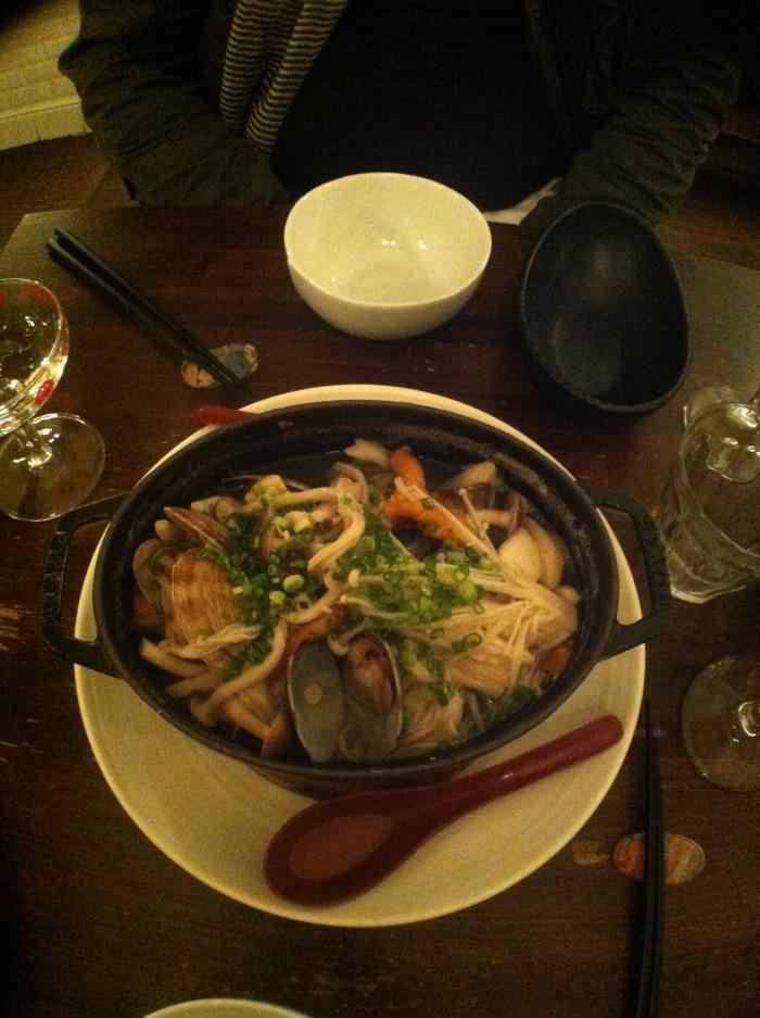 Prato de udon