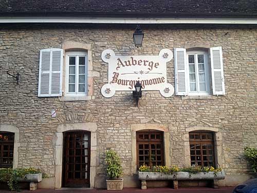 Restaurante Albergue Bourguignonne