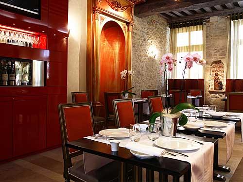 Restaurante Loiseau des Vignes