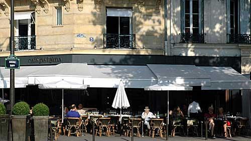 Cafe de l'Alma