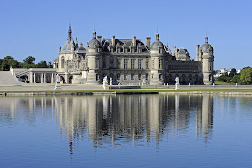Castelo Chantilly (©Otte)
