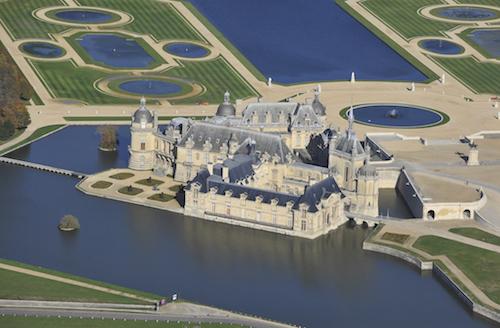 Castelo Chantilly (©J.L.Aubert)