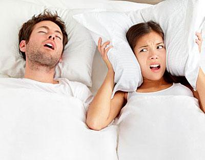 Dormir separado?