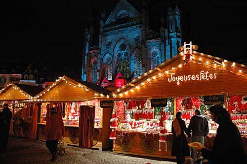 Mercado de Natal de Strasbourg