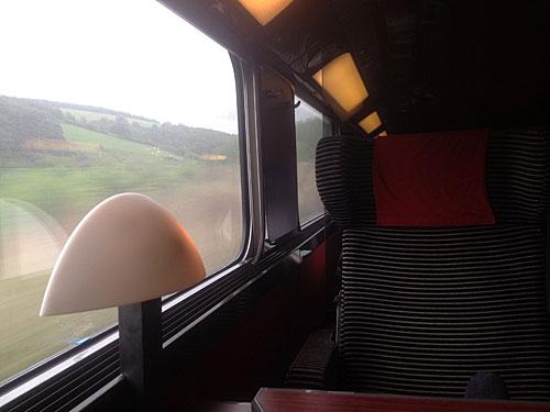 TGV Paris/Barcelona