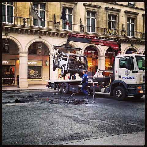 Ataque à uma bijuteria parisiense