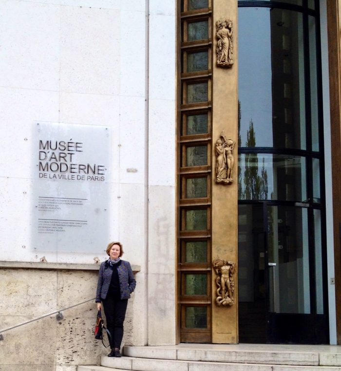 Tânia Ziert Baião, pitaqueira do Conexão Paris