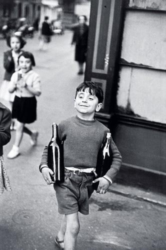 Henri Cartier Bresson, rue Mouffetard