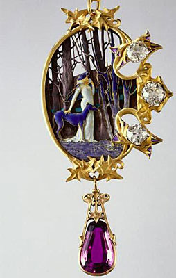 Jóia Lalique