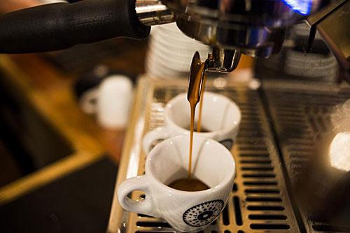 Degustação de cafés raros