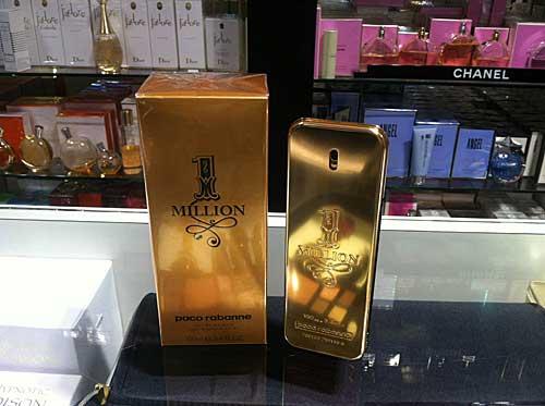 perfumes preferidos dos brasileiros