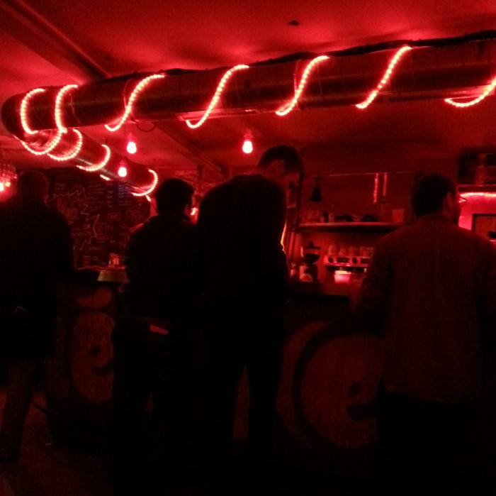 Café Cherie em Paris