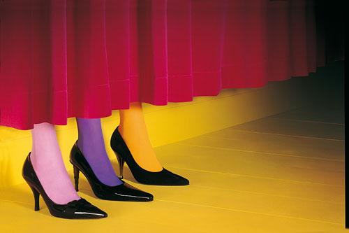 Miles Aldridge (né en 1964)Vogue italien, septembre 2002 Impression numérique couleur Collection Miles Aldridge