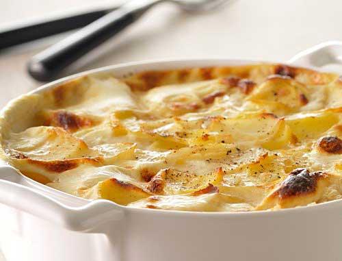 Batatas gratinadas, gratin dauphinois